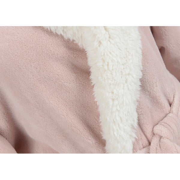 Szlafrok Coccon Sheep Old Pink, S/M