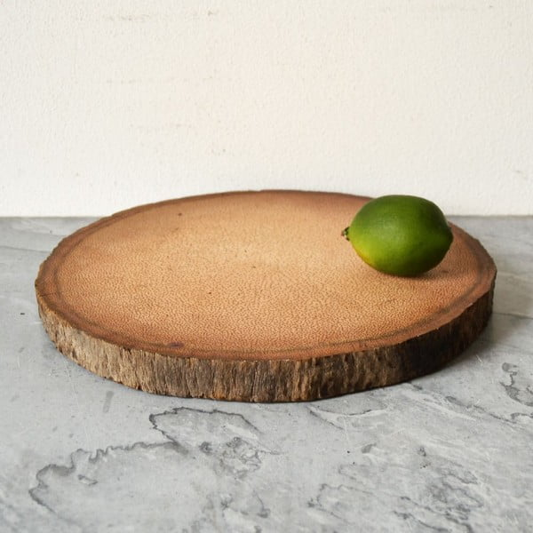 Palmowa deska do krojenia Plate