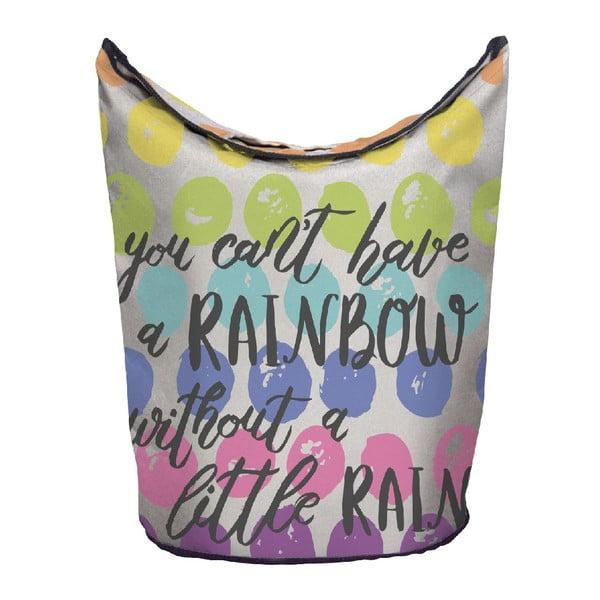 Kosz na bieliznę Rainbow Quotes