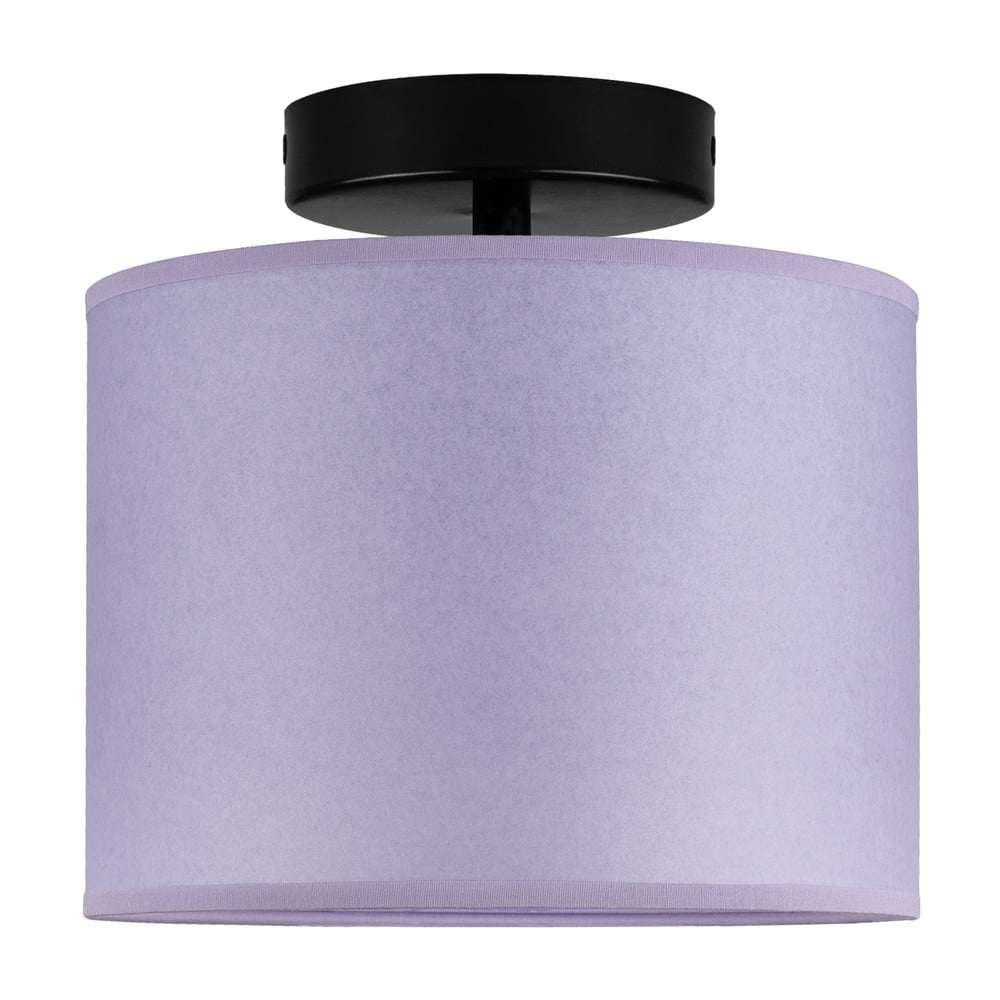 Liliowa lampa sufitowa Sotto Luce Taiko