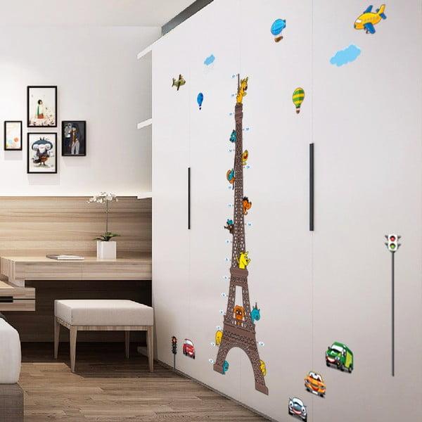 Naklejka   Ambiance Eiffel Tower