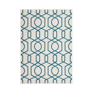 Niebieski dywan Kayoom Stella 400, 80x150 cm