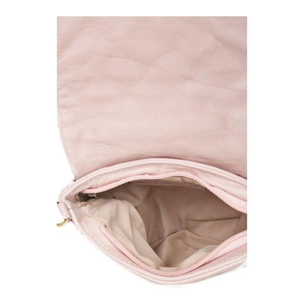Skórzana torebka Fringe Rose