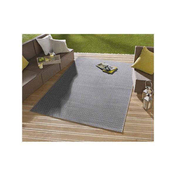 Niebieski dywan nadający się na zewnątrz Hanse Home Meadow, 200 x 290 cm