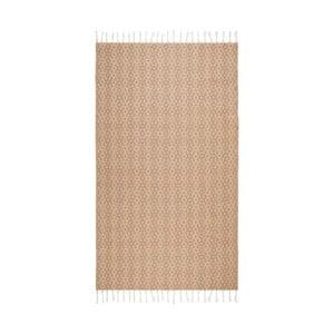 Ręcznik hammam Orient Beige, 95x175 cm