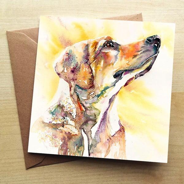 Kartka okolicznościowa Wraptious Labrador