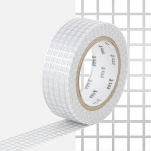 Taśma dekoracyjna washi MT Masking Tape Larissa, dł.10m