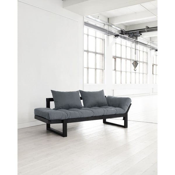 Sofa Karup Edge Black/Gris