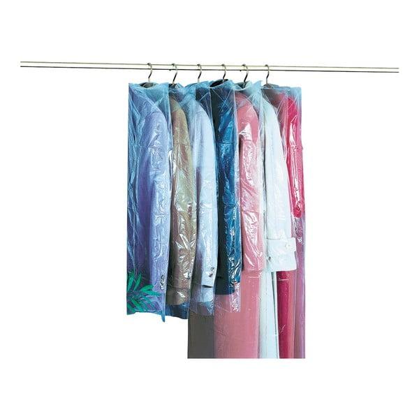 Zestaw 14 ochronnych pokrowców na ubrania Wenko Repellent