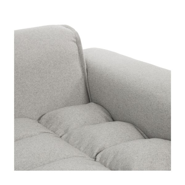 Sofa trzyosobowa VIVONITA Cloud Light Grey