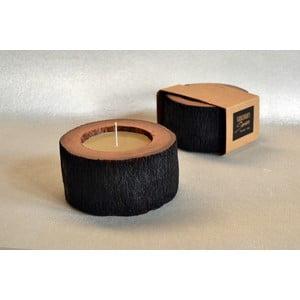Palmowa świeczka Legno Palma o zapachu miodu, 40 godz.