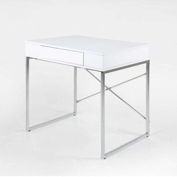 Białe biurko Actona Vallez