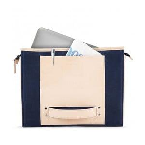 """HANDO aktówka/torba na notebook 11-13"""" Cream"""