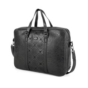 "Torba na laptopa 15""  Lois Black Decor"