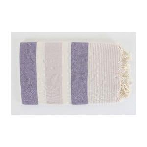 Hammam ręcznik Fouta Lilac, 100x180 cm