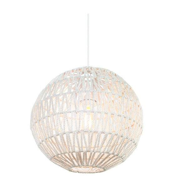 Lampa wisząca Fisura Hive Silver, ⌀ 40 cm