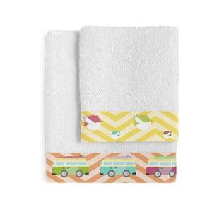 Zestaw 2 ręczników Happynois Surf