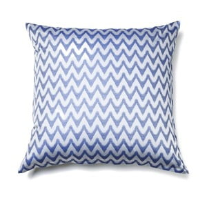 Poszewka na poduszkę Casa Di Bassi Damas Blue, 80x80 cm