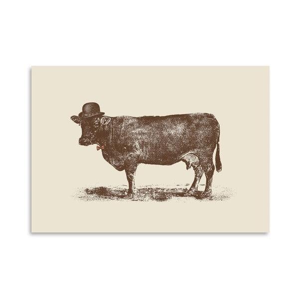 Plakat Cow Cow Nut, 30x42 cm