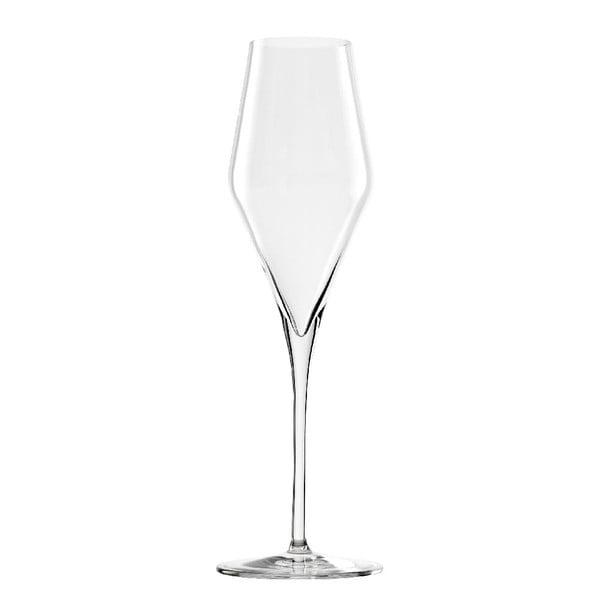 Zestaw 6 kieliszków Quatrophil Flute Champagne, 292 ml