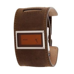 Skórzany zegarek damski Axcent X69911-630