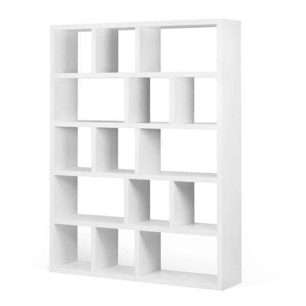 Biała biblioteczka TemaHome Berlin 150