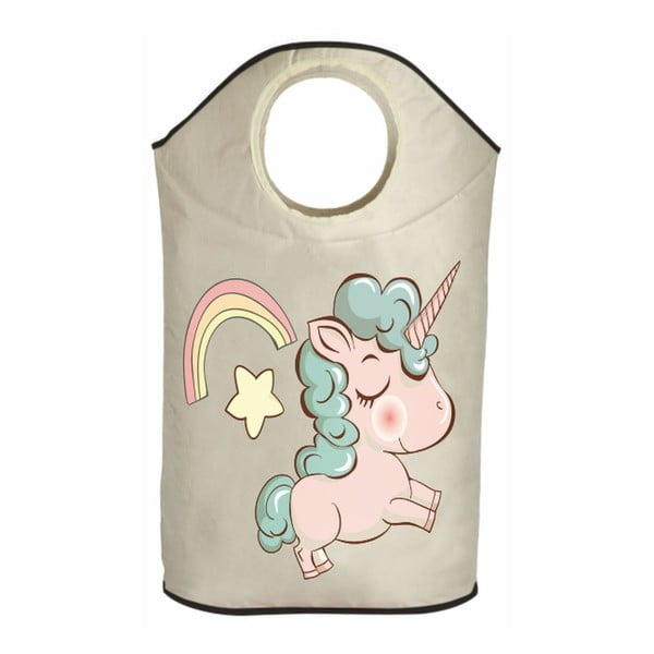Kosz do przechowywania Butter Kings Unicorn Baby