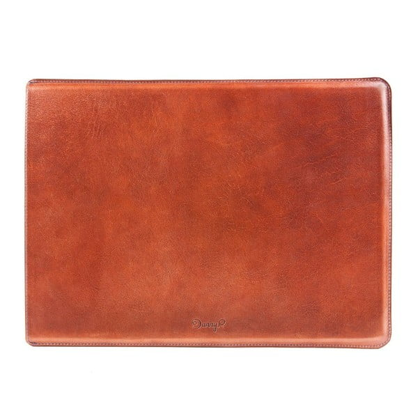 "Danny P. skórzany pokrowiec na MacBook Air 13"" Tobacco"