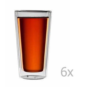 Zestaw 6   szklanek na herbatę bloomix Tripoli