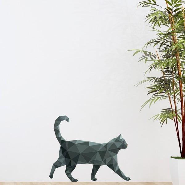 Naklejka Ambiance Origami cat