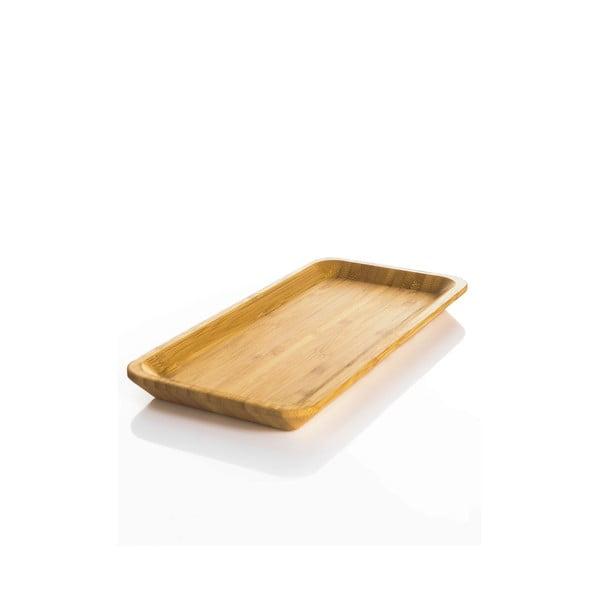 Mała taca bambusowa Bambum Espresso