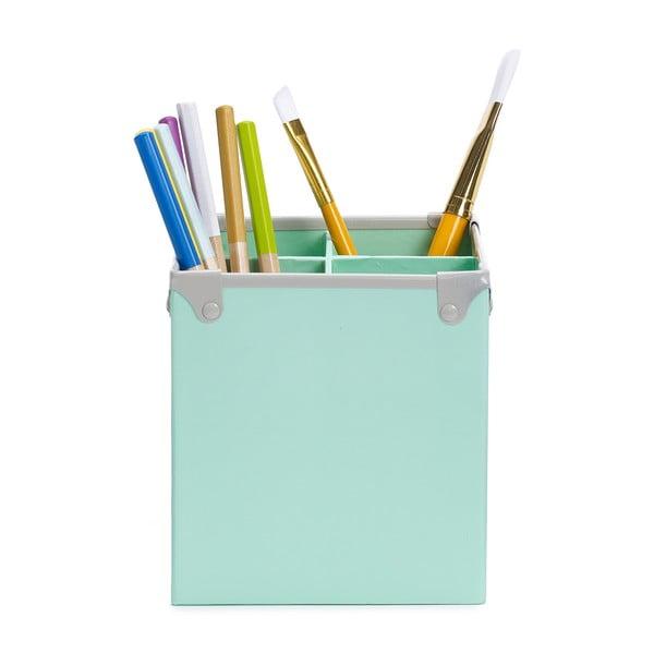 Stojak na długopisy Design Ideas Frisco Mint