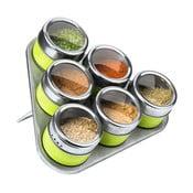 Przyprawnik z 6 pojemniczkami Premier Housewares