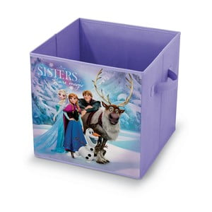 Pudełko na zabawki Domopak Frozen, dł. 32cm