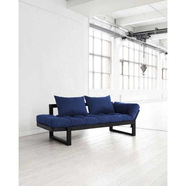 Sofa Karup Edge Black/Royal