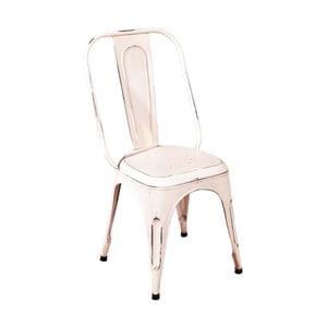 Zestaw 4 białych krzeseł 13Casa Industry
