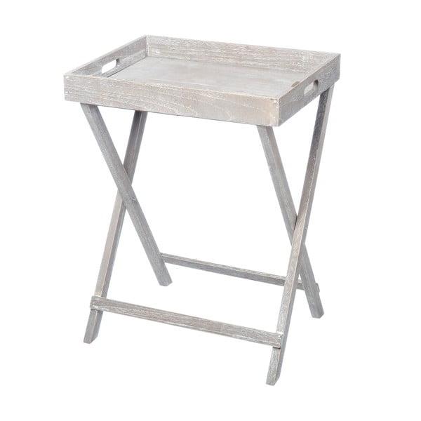 Stolik ze zdejmowanym blatem Deco