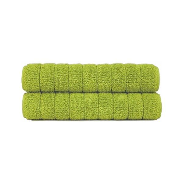 Mata łazienkowa Lime, 50x70 cm