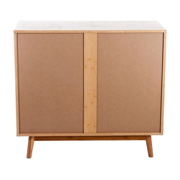 Komoda Chest White, 90x42x80 cm