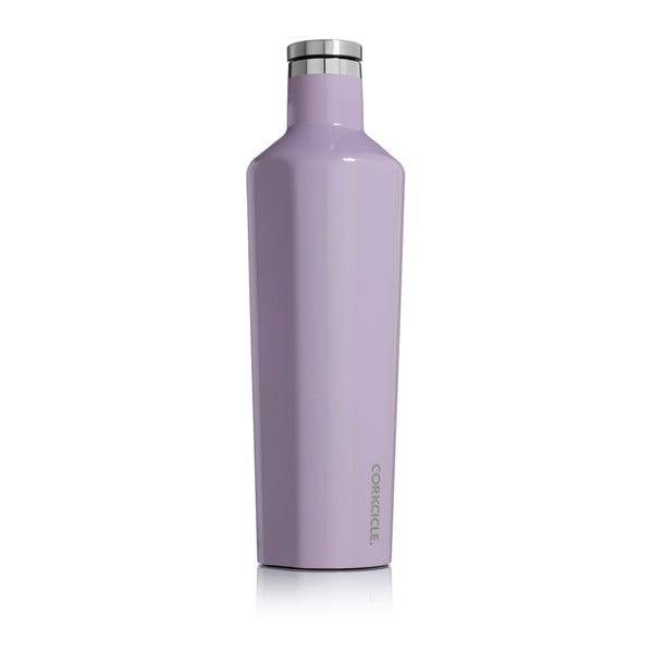 Fioletowa   butelka termiczna Root7 Canteen, 740 ml