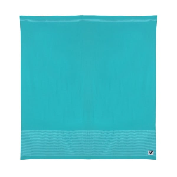 Koc plażowy Flat Seat XL Water, 200x200 cm