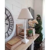 Lampa stołowa White Antique, 30x61 cm