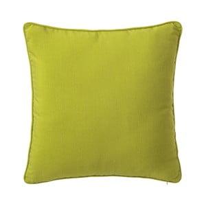 Limonkowa poduszka Unimasa Loving, 45x45 cm