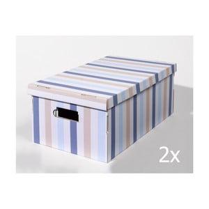 Zestaw 2 pudełek Compactor Purp