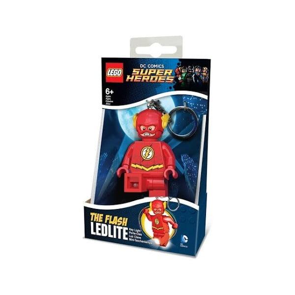Świecąca figurka/breloczek LEGO® DC Super Heroes Flash