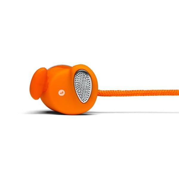 Słuchawki Plattan Dark Grey + słuchawki Medis Orange GRATIS