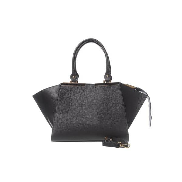 Skórzana torebka Fashion Leather Black