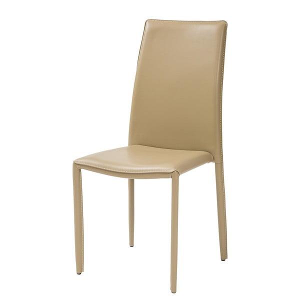 Krzesło Dedis, beżowe
