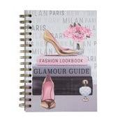 Notes Tri-Coastal Design Fashion Lookbook