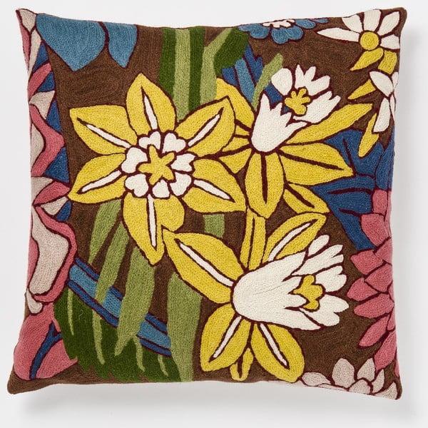 Poszewka na poduszkę English Garden Daffodil, 45x45 cm